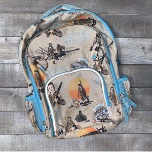 Pottery Barn Kids Star Wars Backpack